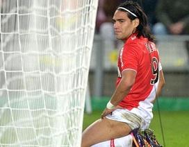 Falcao quyết rời khỏi Monaco