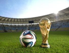 Tham hợp đồng, tuyển Anh lỡ cơ hội trải nghiệm trái bóng Brazuca
