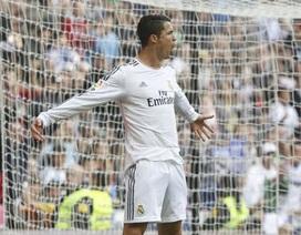 C.Ronaldo giành Quả bóng vàng nhờ những bàn thắng?