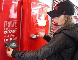 Olympic Sochi 2014: Bia miễn phí cho người Canada