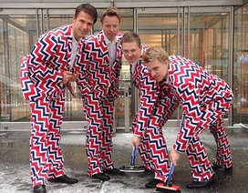 """Olympic Sochi 2014: Đội tuyển Na Uy gây rối mắt với đồng phục """"độc"""""""