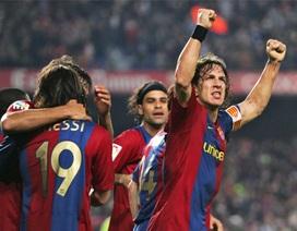 Những kỷ niệm khó phai của Carles Puyol cùng Barca
