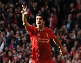 Luis Suárez khẳng định đang sống hạnh phúc với Liverpool