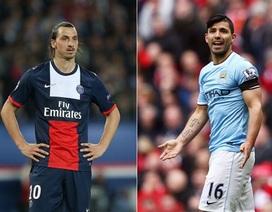 UEFA sắp trừng phạt Man City và PSG