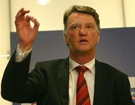 HLV Louis Van Gaal đạt được thỏa thuận để dẫn dắt MU