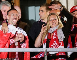 "Gặp gỡ ""chị cả"" của Bayern Munich"