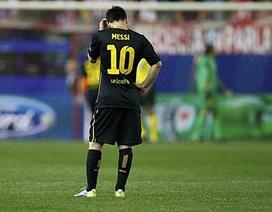 Messi tiếp tục nhạt nhòa, Neymar không cứu nổi Barca