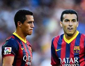 Arsenal công khai muốn chiêu mộ Sanchez và Pedro