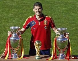 Iker Casillas và cái duyên đặc biệt với những trận chung kết