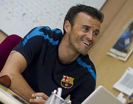Barca chính thức bổ nhiệm Luis Enrique làm huấn luyện viên trưởng