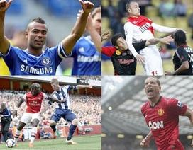 """Đội hình miễn phí hấp dẫn nhất """"phiên chợ hè"""" 2014 tại Premier League"""