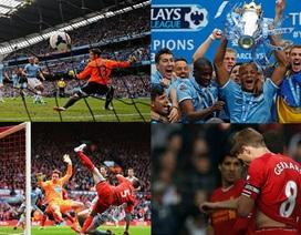Khoảnh khắc ấn tượng vòng cuối Premier League