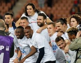 PSG bảo vệ thành công chức vô địch Ligue 1