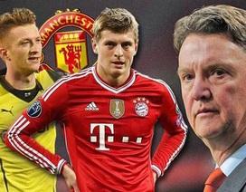 Toni Kroos và Marco Reus: MU cần ai hơn?