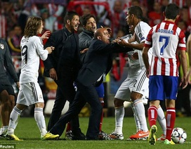 Thua trận, HLV Simeone đòi ăn thua đủ với các cầu thủ Real Madrid