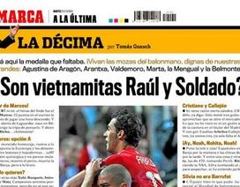 Truyền thông Tây Ban Nha và những lần nhắc đến bóng đá Việt Nam