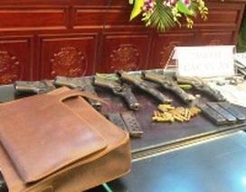 Phá chuyên án mất 6 khẩu K54 tại trại giam Thanh Phong