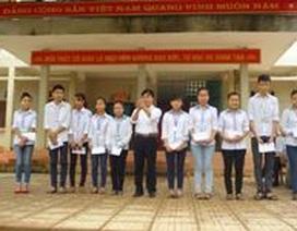 Thanh Hóa: Biểu dương 200 học sinh nghèo vượt khó