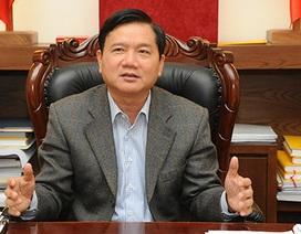 Bộ trưởng Đinh La Thăng: Muốn đi trước mở đường thì không thể ì ạch, trì trệ