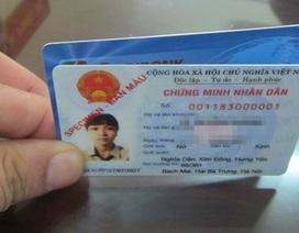 Phát hiện nhiều tội phạm qua việc đăng ký CMND 12 số