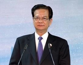 Thủ tướng: Kết nối, cạnh tranh, cộng đồng là chiến lược cho tiểu vùng Mekong