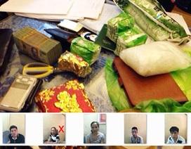 180 ngày bóc gỡ đường dây tuồn ma túy từ nước ngoài về Việt Nam