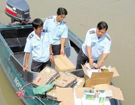 Mở rộng địa bàn hoạt động hải quan, phối hợp chống buôn lậu