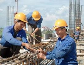 Giá nhân công xây dựng không được thấp hơn lương tối thiểu vùng