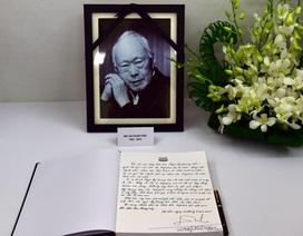 Lãnh đạo Đảng, nhà nước điện chia buồn với Singapore