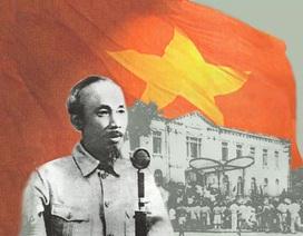 Thủ tướng duyệt kế hoạch kỷ niệm 70 năm ngày Bác Hồ khai sinh nước