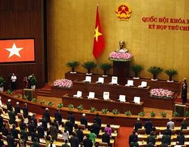 Mặc niệm ông Nguyễn Bá Thanh tại Quốc hội