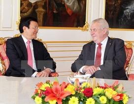 Việt Nam luôn ưu tiên tăng cường quan hệ với Cộng hòa Séc
