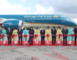 Tổng Bí thư cùng nhận chìa khóa máy bay Boeing 787-9 tại Mỹ