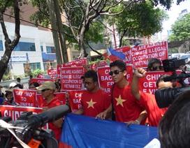 Phản đối giàn khoan Trung Quốc: Khi người Việt-Philippines chung sức