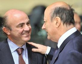 Tây Ban Nha chính thức đề nghị cứu trợ ngân hàng