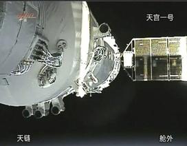 Trung Quốc sắp phóng tàu vũ trụ có người lái vào không gian