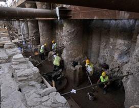 Phát hiện con đường cổ 2.000 năm tuổi ở Hi Lạp
