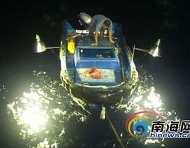 Tàu cá Trung Quốc phi pháp ở Trường Sa: Kỳ lạ ngày về