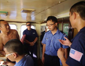 Mỹ giao tàu nghi đánh bắt trái phép cho Trung Quốc