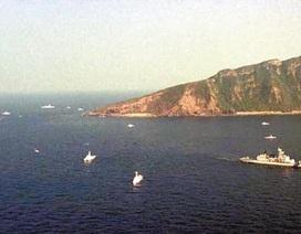 """Cuộc hội ngộ của """"3 bên"""" trên đảo tranh chấp Trung-Nhật thất bại"""