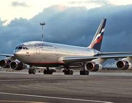 Máy bay tới Mátxcơva hạ cánh khẩn vì đe dọa đánh bom