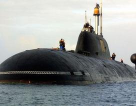 Tàu ngầm Nga áp sát bờ biển Mỹ mà không bị phát hiện