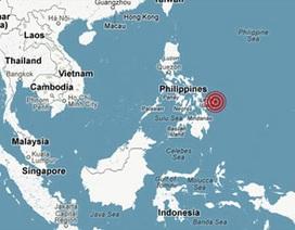 Động đất mạnh gây sóng thần nhỏ ở Philippines