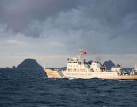Chiến lược biển của Trung Quốc: Từ mục tiêu tới tham vọng