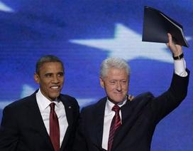 Bill Clinton- Vũ khí sắc bén nhất của Obama