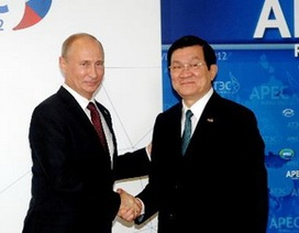 Quan hệ đối tác chiến lược Việt-Nga đi vào chiều sâu