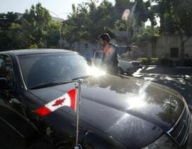 Iran công kích quyết định cắt đứt quan hệ của Canada
