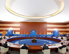 Thượng đỉnh APEC 2012 khai mạc tại Nga trong tiếng gọi đoàn kết