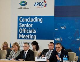Khai mạc hội nghị các quan chức cấp cao APEC 2012