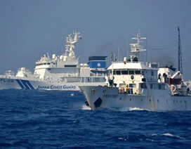 """Trung Quốc """"khẩu chiến"""" với Nhật về quy định đánh cá trên Biển Đông"""